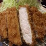長野県長野市のジューシーとんかつ「とんかつの店 かつ蔵」