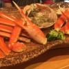 石川県金沢市でおすすめな冬の味覚加能ガニを堪能「味処 高崎」