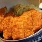 長野県伊那市でおすすめランチ 極厚ソースかつ丼「たけだ」